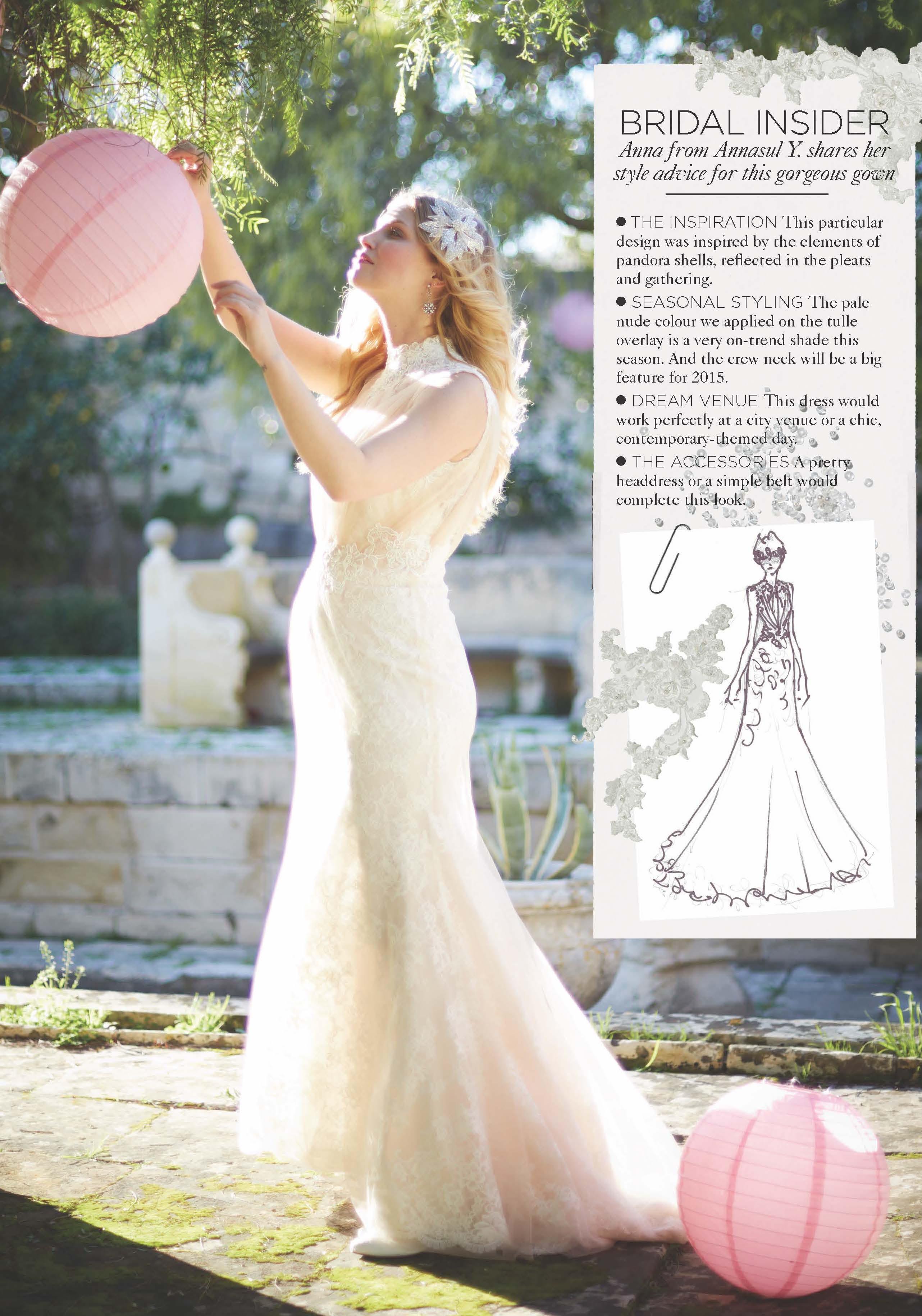 Annasul Y. magazine feature