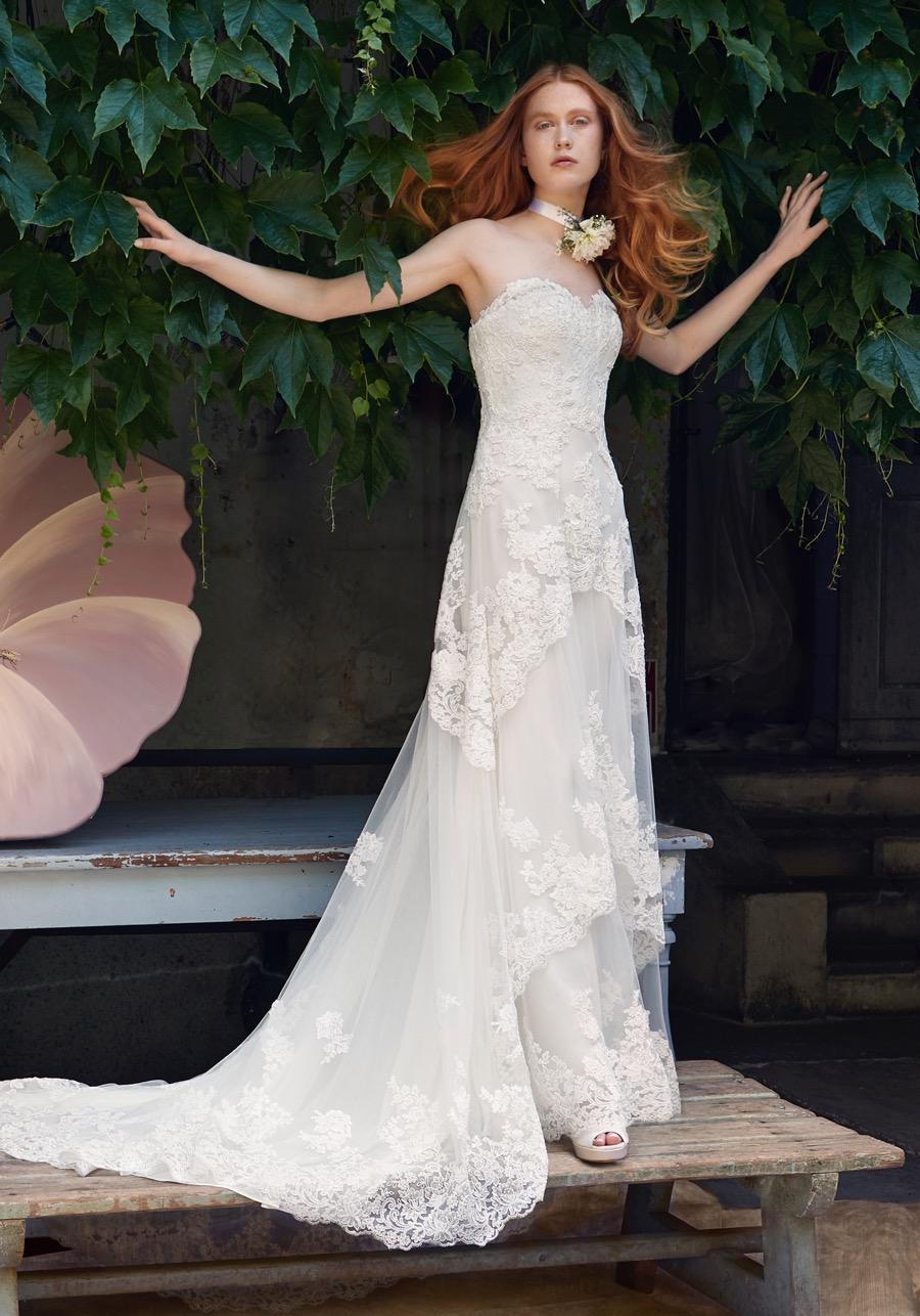 Annasul y designer wedding dresses bridal gowns for Bridesmaid dresses for april wedding