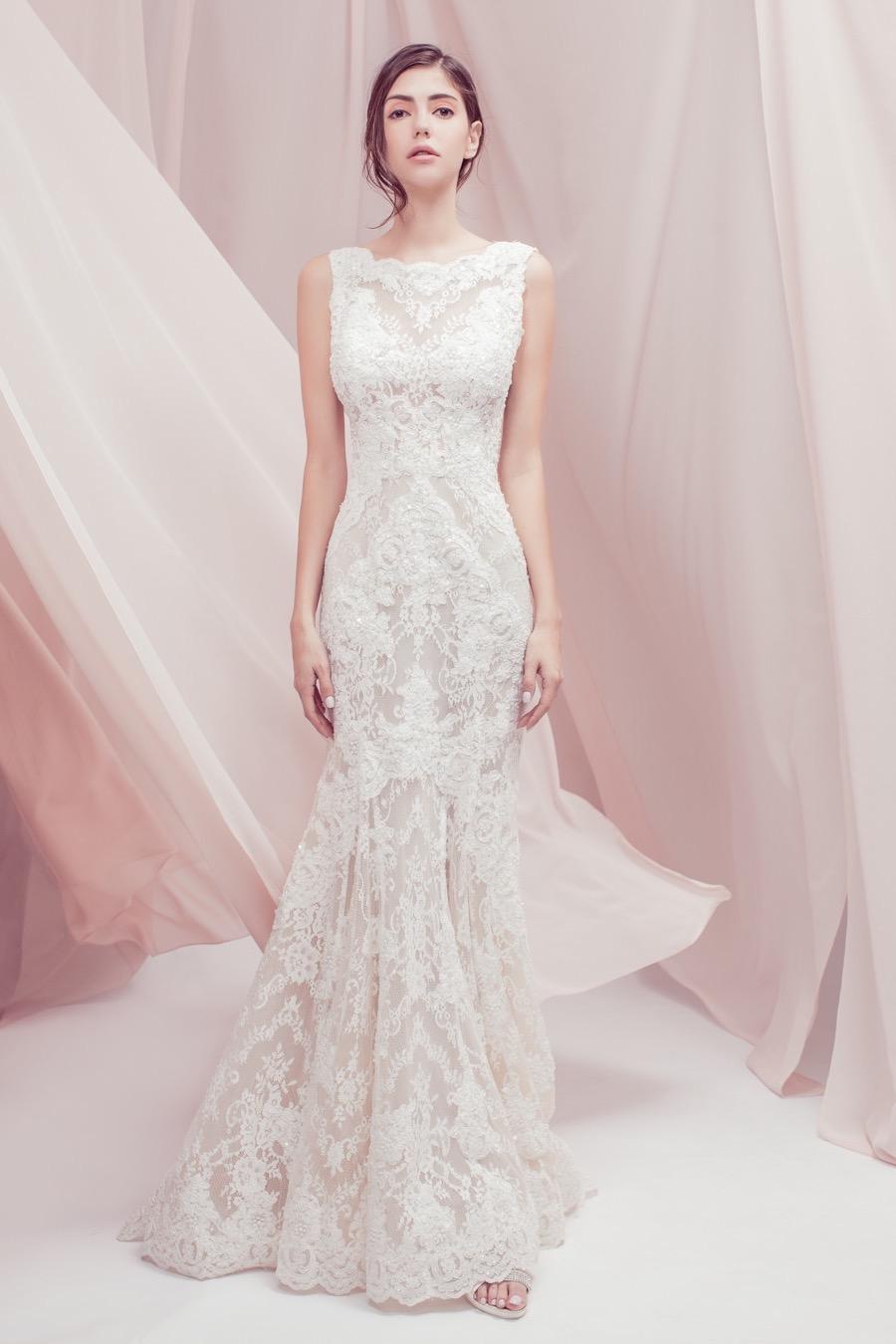 38436b14e57 Vintage Inspired Lace Wedding Dresses Uk - Gomes Weine AG